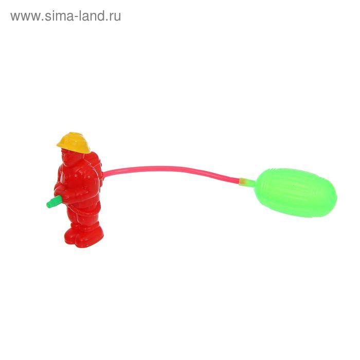 """Брызгалка """"Пожарный"""", цвета МИКС"""