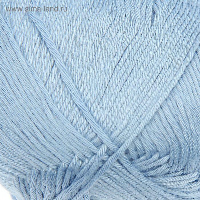 "Пряжа ""Bamboo Fine"" 100% бамбук, 440м/100гр (481 светло-голубой)"