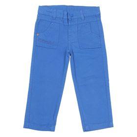 Джинсы для девочки, рост 110 см (60), цвет голубой CK 7J046_Д Ош