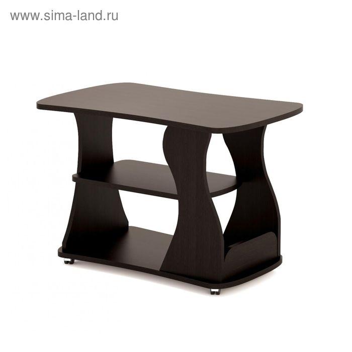 Стол журнальный 750х490х550 мм, венге