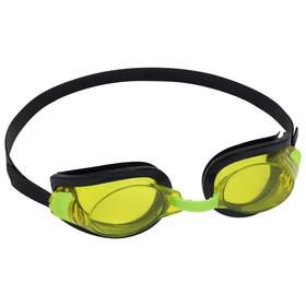 Очки для плавания Pro Racer, от 7 лет, цвет МИКС