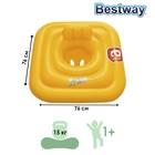 """Плотик для плавания """"Swim Safe"""", c сиденьем и спинкой, трёхкамерный, ступень A Bestway"""