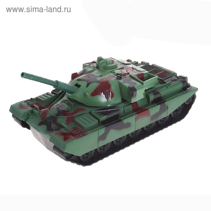 "Танк инерционный ""Атака"""