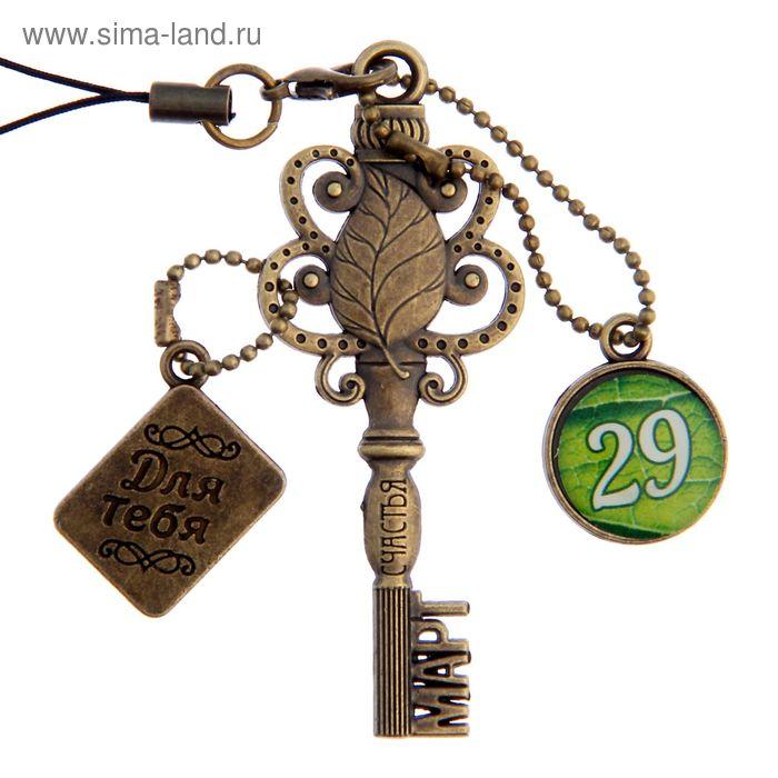 """Ключ сувенирный """"29 Марта"""", серия 365 дней"""