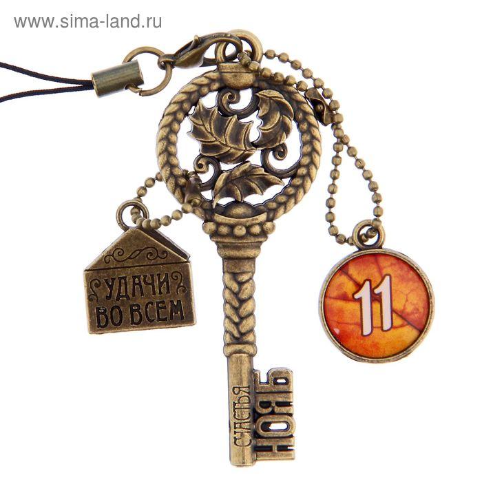 """Ключ сувенирный """"11 Ноября"""", серия 365 дней"""