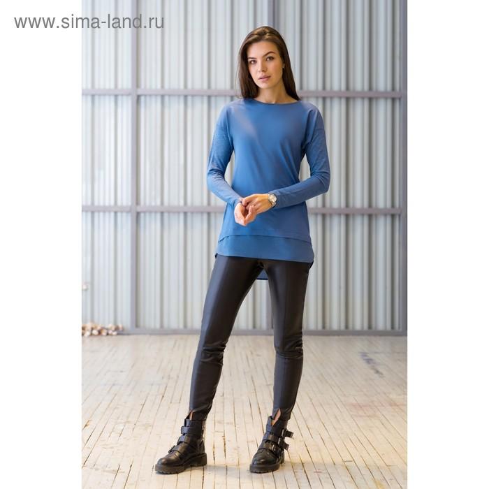 """Джемпер женский """"Адажио"""", рост 158-164 см, размер 52, цвет индиго (арт. MV242299/01)"""