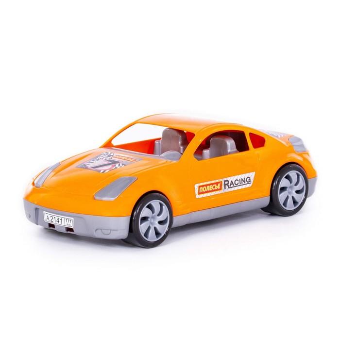 """Автомобиль """"Юпитер-спорт"""" гоночный, цвета МИКС"""