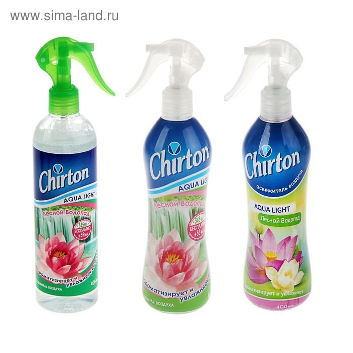 """Освежитель воздуха водный Chirton """"Лесной Водопад"""", 400 мл"""