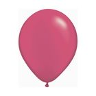 """Шар латексный 5"""", пастель, набор 100 шт., цвет тёмно-розовый"""