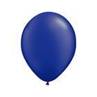 """Шар латексный 9"""", металл, набор 100 шт., цвет синий"""