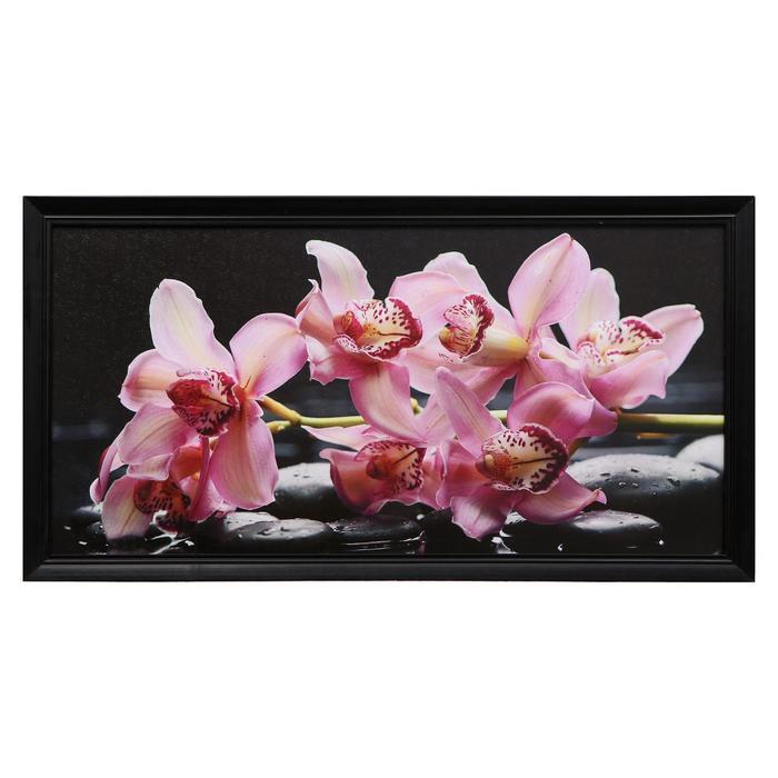 "Картина ""Розовые орхидеи"""