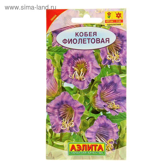 Семена цветов Кобея фиолетовая, О, 0,45 г