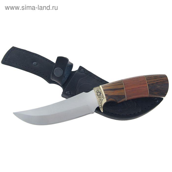 Нож разделочный НР-17, г.Павлово, сталь 65Х13, рукоять-ЦПД+1 литье