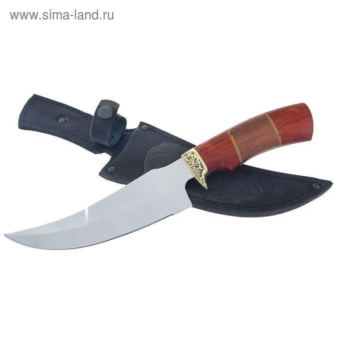 Нож разделочный НР-25, г.Павлово, сталь 65Х13, рукоять-ЦПД+1 литье