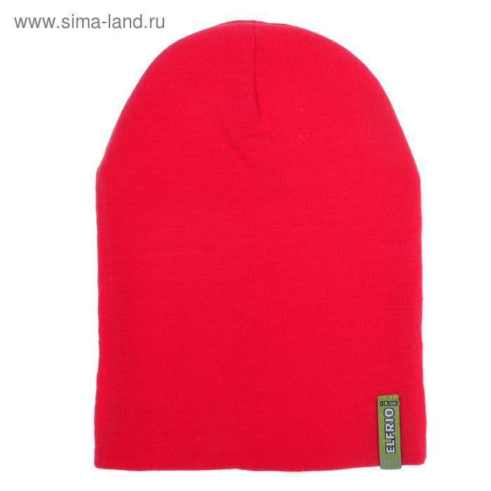 Шапка для девочки RFH5713, размер 55-56, цвет розовый