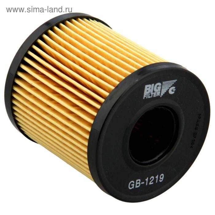 Фильтр масляный Big Filter GB-1219