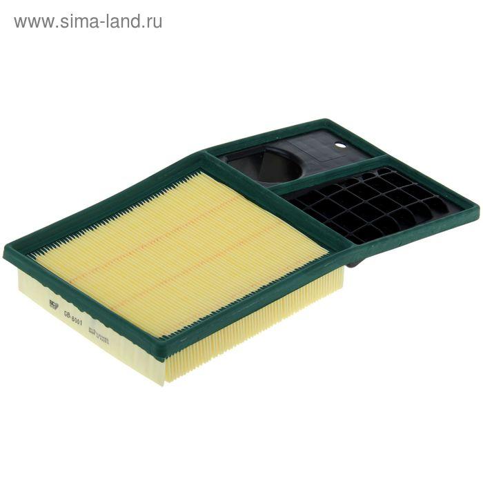 Фильтр воздушный Big Filter GB-8001 (Polo, Jetta, Golf, Fabia, Octavia)