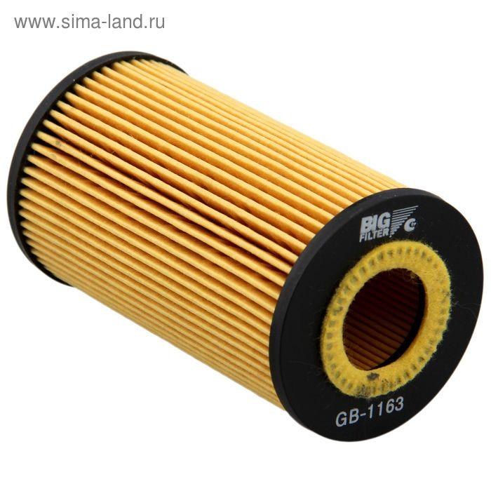 Фильтр масляный Big Filter GB-1163