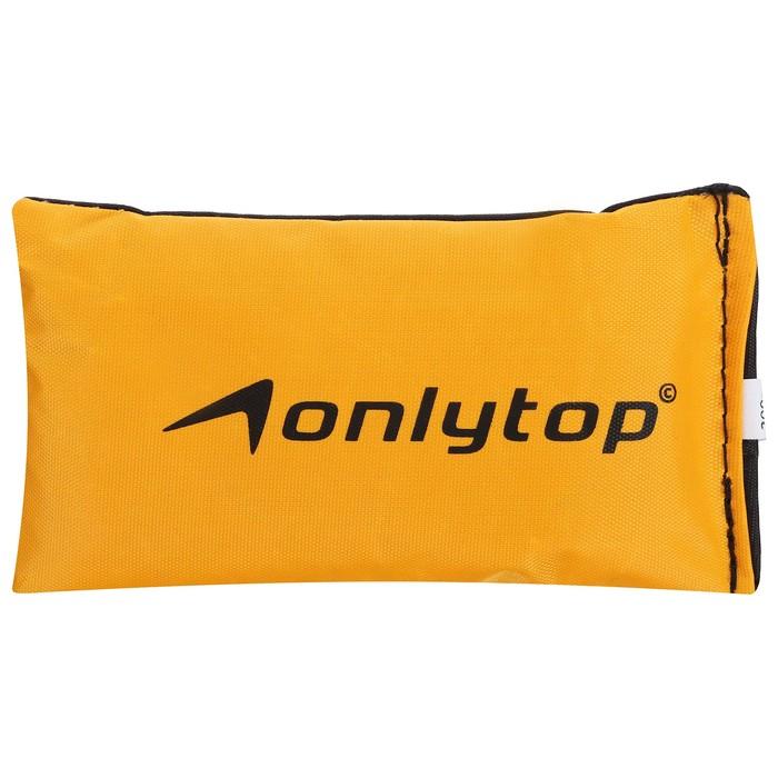 """Мешочек для метания """"ONLITOP"""", вес: 200 гр"""