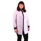 Блузка женская 51900369, цвет белый, размер 50(XL), рост 170