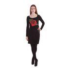 Блузка-боди женская 10200100010, размер 40 (XXS), рост 170 см, цвет МИКС