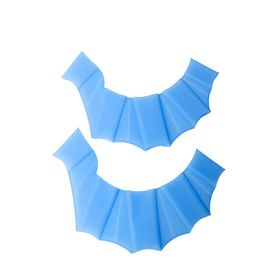 Перепонки для плавания размер L, цвета МИКС Ош