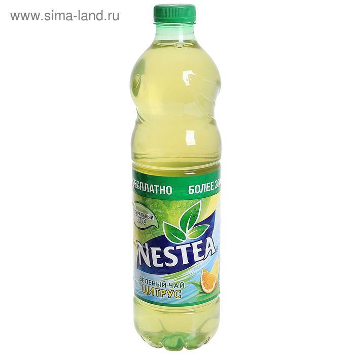 Чай Nestea, зеленый, с цитрусовым вкусом, 1,75 л