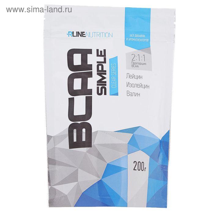 Аминокислота BCAA Powder RLINE пакет 200г