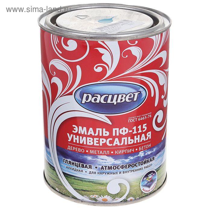 Эмаль Расцвет ПФ-115 бирюзовая 0,9 кг