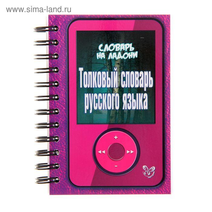 Словарь на ладони.Толковый словарь русского языка