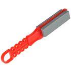 Точилка для металлических ножей с ручкой 20 см, цвета МИКС