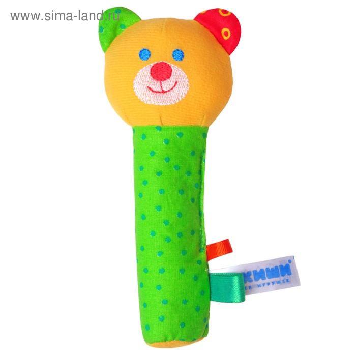 Развивающая игрушка «ШуМякиши. Мишка»