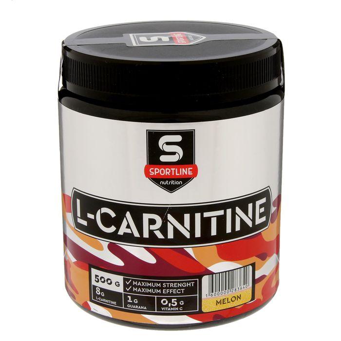 L-Карнитин SportLine, дыня, 500 г