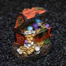 """Распылитель """"Сундук с сокровищами"""" (комплект), 5 х 3,5 х 5 см"""