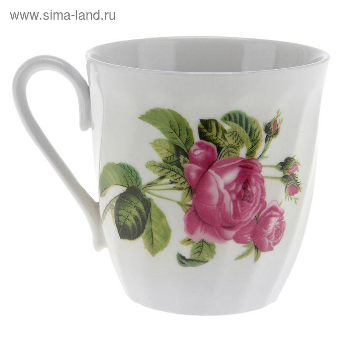 """Кружка 250 мл """"Роза Кавказа"""""""