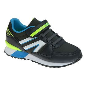 Кроссовки подростковые STROBBS, цвет серый, размер 31 (арт. N1556-1)