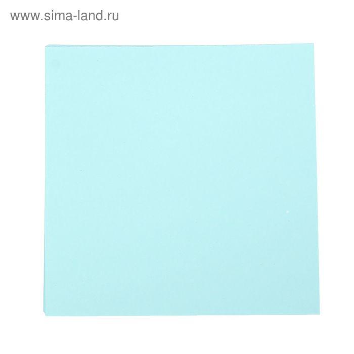 """Бумага для творчества """"Голубая"""" (набор 100 листов) 80 г"""
