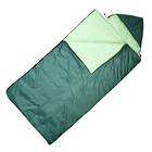 """Спальный мешок """"Комфорт"""" 3-х слойный, с капюшоном, увеличенный, цвет МИКС"""