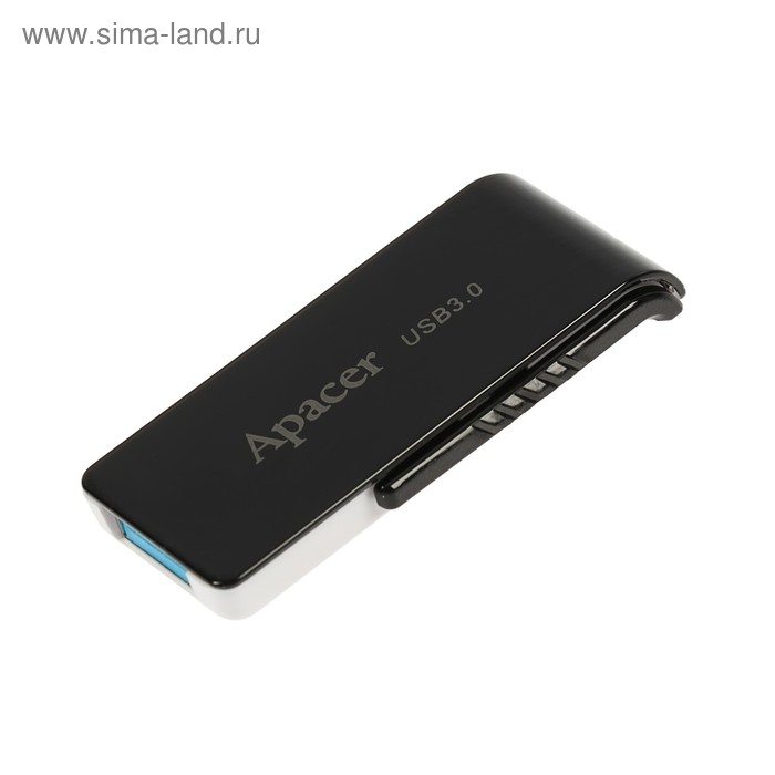 USB-флешка Apacer 32Gb AH350, чёрная