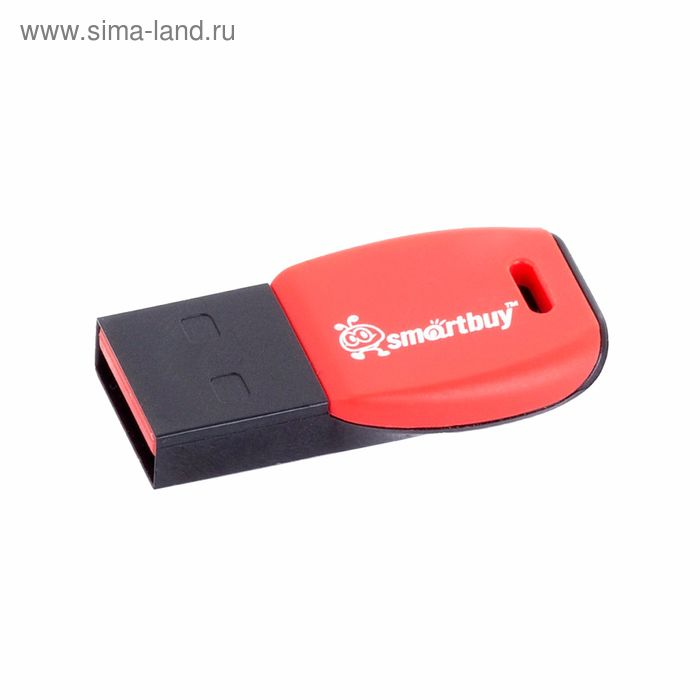 Флешка USB Smartbuy 8Gb Cobra, красная