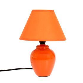 Лампа настольная с абажуром 'Ваза' Ош