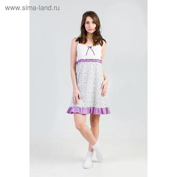 Сорочка женская Прованс МИКС, р-р 52