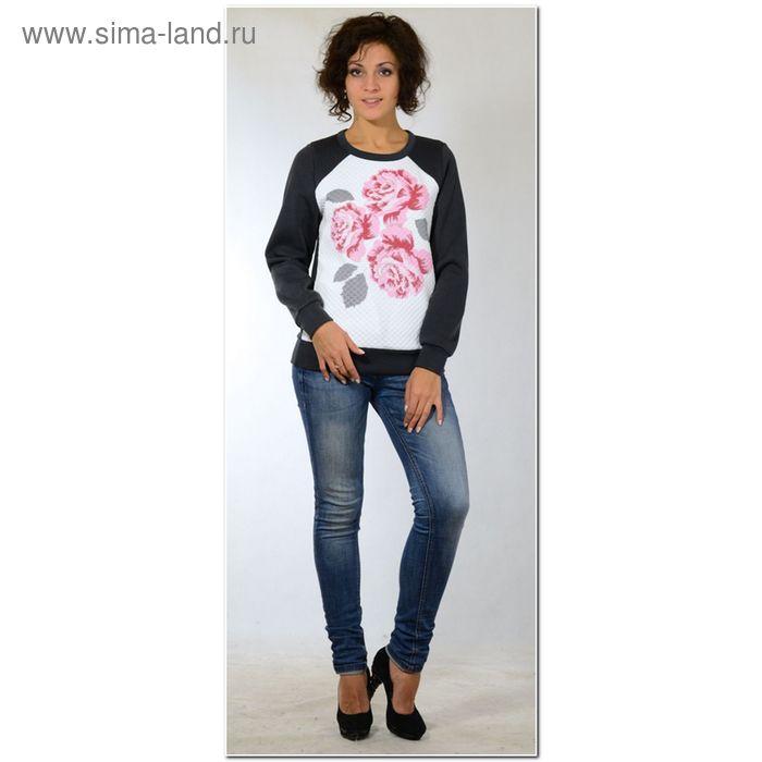 Джемпер женский 840 Розы, р-р 50
