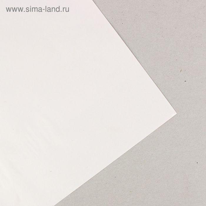 Бумага газетная 594 х 840 мм, набор 500 листов