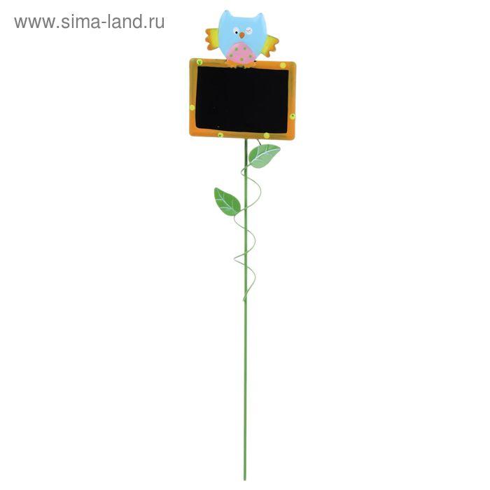 """Декоративный штекер для комнатных растений """"Прямоугольник"""""""