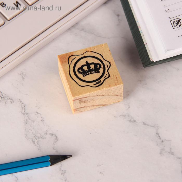 Печать для творчества Сургуч №2 3х3 см