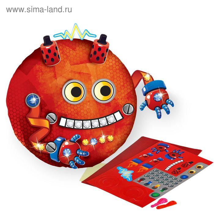 """Набор для создания игрушки из папье-маше """"Робот"""""""