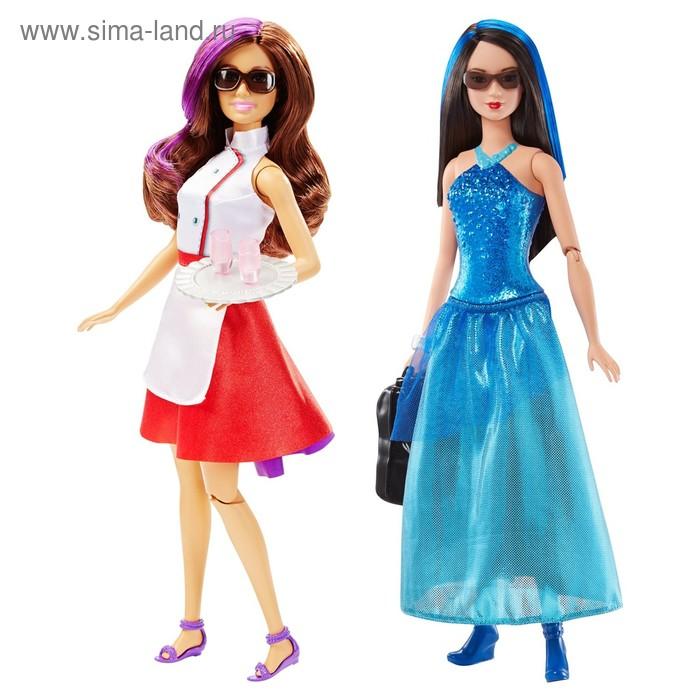 "Кукла Barbie ""Тереза и Рене секретные агенты"""
