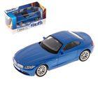 Машинка металлическая BMW Z4, МИКС