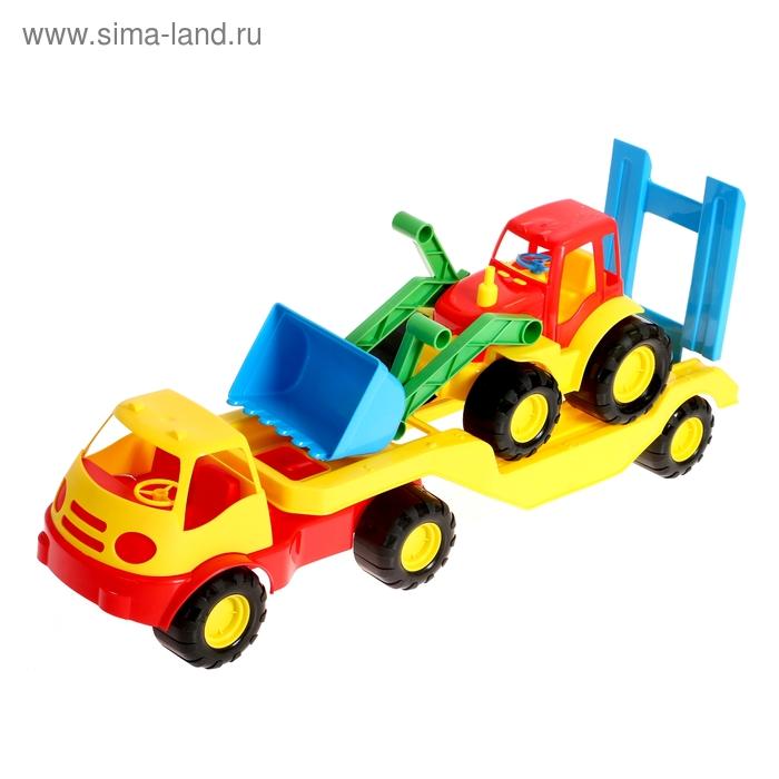 Автомобиль ACTIVE с платформой